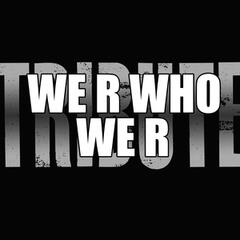We R Who We R (Instrumental)