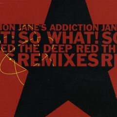 So What! ( Deep Red's Downbeat Addiction )