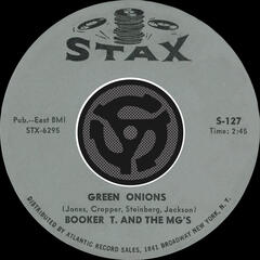 Green Onions - Booker T. & the MG's