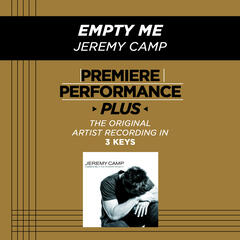 Empty Me (Medium Key Performance Track)