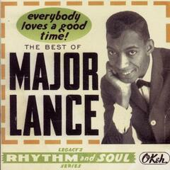 The Monkey Time - Major Lance