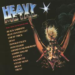 Heavy Metal [Take A Ride]  (Soundtrack Version) - Don Felder