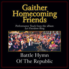 Battle Hymn of the Republic (High Key Performance Track Without Background Vocals)