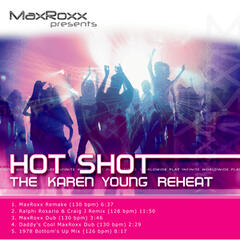 Hot Shot (1978 Bottom's Up Mix) 126 BPM