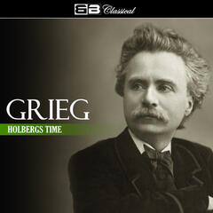 Holberg's Time in G Major, Op. 40: III. Gavotte (Allegretto)