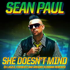 She Doesn't Mind (DJ Laszlo Radio Edit)