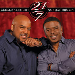 In The Moment by Gerald Albright & Norman Brown