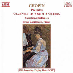24 Preludes, Op. 28 | Prelude No. 4 in E minor, Op. 28, No. 4 [Fryderyk Chopin]