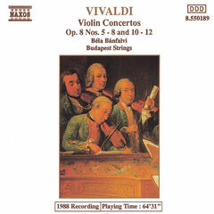 "Violin Concerto in C major, Op. 8, No. 6, RV 180, ""Il piacere"" 