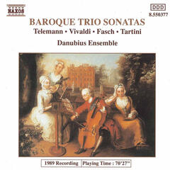 Trio Sonata in E flat major, Op. 8, No. 6 | I. Largo andante [Tartini]
