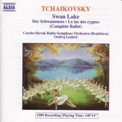 Swan Lake, Op. 20 | Act II: By a Lake: Scene: A group of swans swims near - Prince Siegfried invites Odette to his palace [Tchaikovsky]
