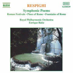 Fontane di Roma (Fountains of Rome), P. 106 | The Fountains of Valle Giulia at Dawn [Respighi]