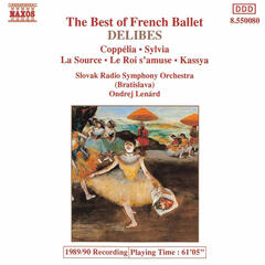 Coppelia Ballet Suite | Slav Theme and Variations [Delibes]