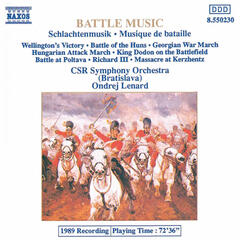 "Wellingtons Sieg oder Die Schlacht bei Vittoria, Op. 91, ""Battle Symphony"", ""Wellington's Victory"" 