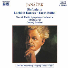 Lasske tance (Lachian Dances), JW VI/17 | No. 3. Dymak (Blacksmith's Dance) [Janacek]