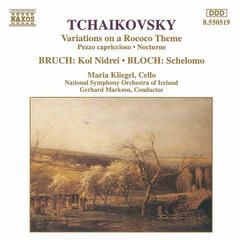 6 Morceaux, Op. 19 (version for cello and strings) | Nocturne in C sharp minor, Op. 19, No. 4 [Tchaikovsky]