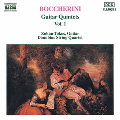 Guitar Quintet No. 1 in D minor, G. 445  | II. Cantabile [Boccherini]