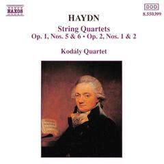 String Quartet No. 7 in A major, Op. 2, No. 1, Hob.III:7 | IV. Menuet [Haydn]