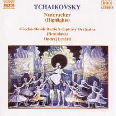 The Nutcracker, Op. 71 | Act II: Pas de deux: The Sugar-Plum Fairy and Prince Orgead [Tchaikovsky]
