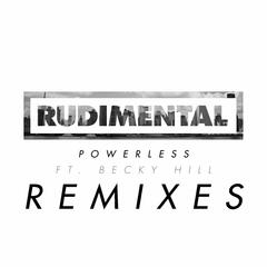 Powerless (feat. Becky Hill) [MK remix]