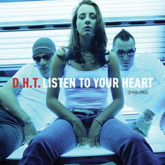 Listen to Your Heart (featuring Edmee)[Extended Hardstyle Mix] - DHT