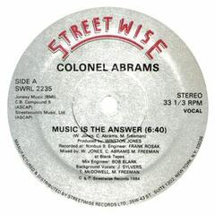 Music Is the Answer (Vocal Version) - Colonel Abrams