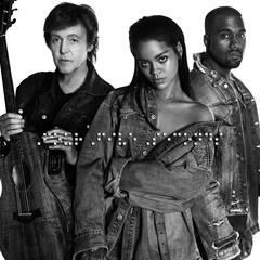 FourFiveSeconds - Rihanna
