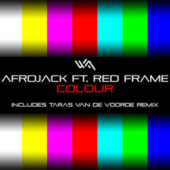 Colour feat Red Frame