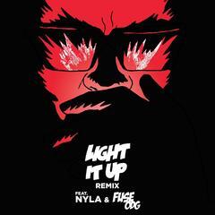 Light It Up (Remix) [feat. Nyla & Fuse ODG] - Major Lazer