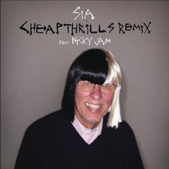 Cheap Thrills Remix - Sia feat. Nicky Jam