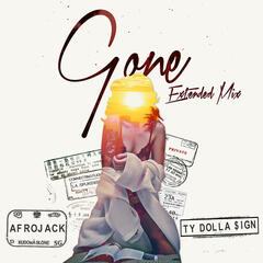 Gone (feat. Ty Dolla $ign) (Extended Mix) - Afrojack feat. Ty Dolla $ign