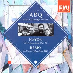 String Quartet in F Major, Op.77 No. 2 (Hob.III:82): I. Allegro moderato