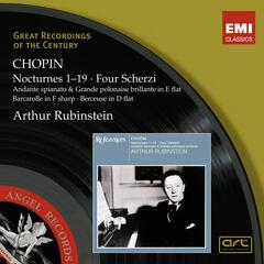 19 Nocturnes: No. 5 in F sharp major Op. 15 No. 2