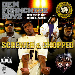 Stop Callin' Me (Screwed & Chopped) (screwed & chopped version)