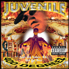 Juvenile On Fire