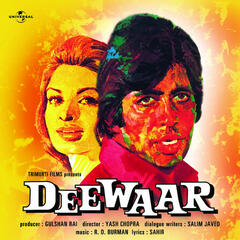 Dialogue: (Deewaar)  Life's Fitful Fever Is Over, Vijay Dies A Poignant Death.
