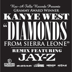 Diamonds From Sierra Leone (Remix feat. Jay-Z)