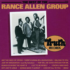 I Belong To You - The Rance Allen Group