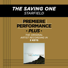 The Saving One (Medium Key Performance Track Without Background Vocals)