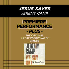 Jesus Saves (Medium Key Performance Track Without Background Vocals)
