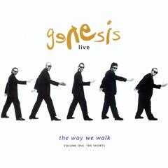 I Can't Dance  (Live Version From Live / The Way We Walk / Volume One: The Shorts)