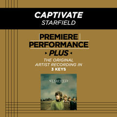 Captivate (Medium Key Performance Track With Background Vocals)