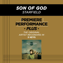 Son Of God (Medium Key Performance Track Without Background Vocals)