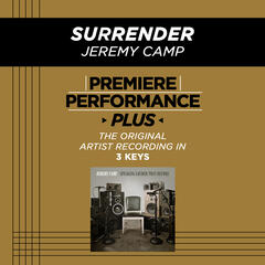 Surrender (Key-F-Premiere Performance Plus w/ Background Vocals)