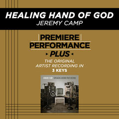 Healing Hand Of God (Performance Track In Key Of Bbm Without Background Vocals)