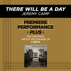 There Will Be A Day (Performance Track In Key Of Gb With Background Vocals)