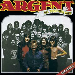 Hold Your Head Up (Album Version) - Argent
