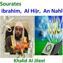 Sourates Ibrahim, Al Hijr, An Nahl