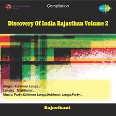 Discovery of India Rajasthan - Vol2