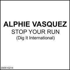 Stop Your Run